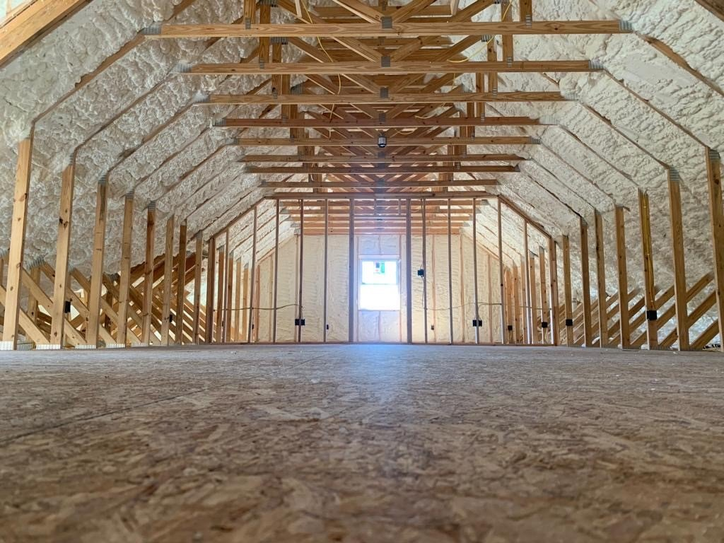 Insulating Your Attic and Basement